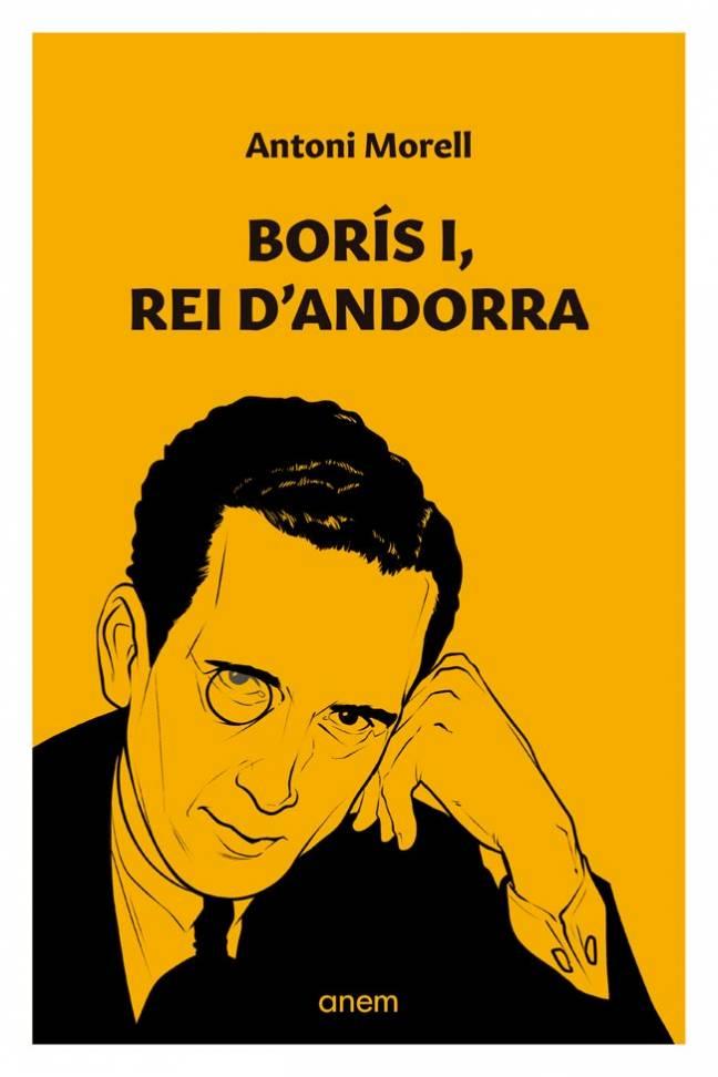 Boris I d'Andorra portada