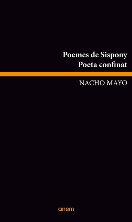 Portada Poemes de Sispony